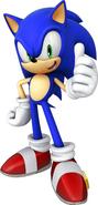 Sonic 2020 Sonic Render 3D