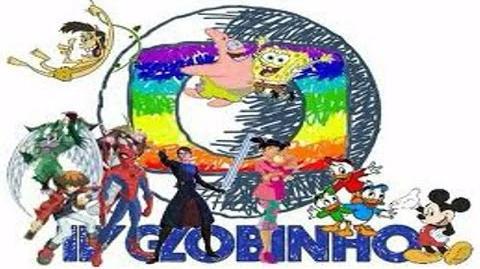 CHAMADA TV GLOBINHO DE 2003 ( REDE GLOBO )