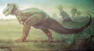 Charles Knight T-Rex