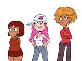 Aqua Girl Action Squad