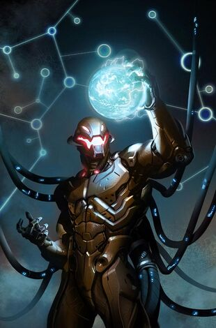 Age of Ultron Vol 1 1 Djurdjevic Variant Textless