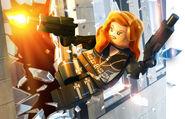 Black-Widow-LEGO Marvel Super Heroes