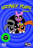 Looney Puffs Season 3 DVD