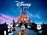 Disney's 95th Anniversary