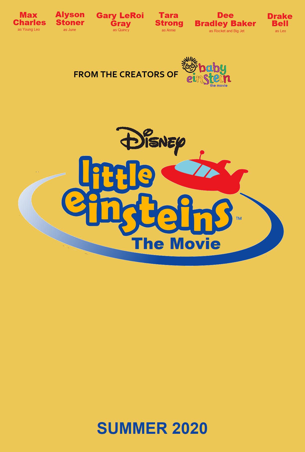 Little Einsteins The Movie 2020 Film Idea Wiki