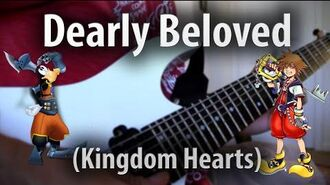 Dearly Beloved (Kingdom Hearts) Metal Cover by Ro Panuganti feat. David Russell