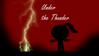 Under the Thunder title card