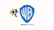 Warner Bros. Pictures logo (The CN Movie variant)