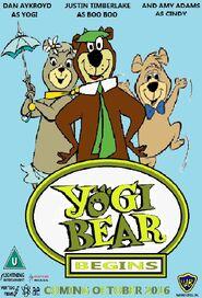 Yogi Bear Begins 2016 United Kingdom Poster