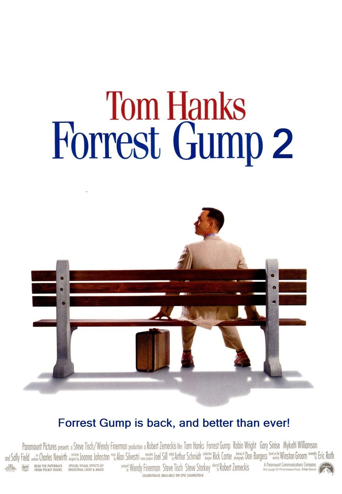 Forrest Gump 2 | Idea Wiki | FANDOM powered by Wikia