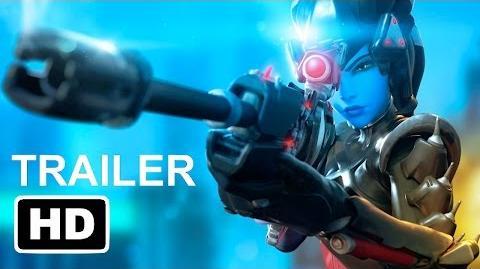 Overwatch 'The Movie' - Trailer -2 (HD)