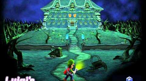 Luigi's Mansion Music- Dark Rooms Theme Extended