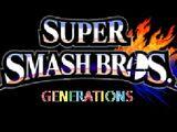 Super Smash Bros. Generantions