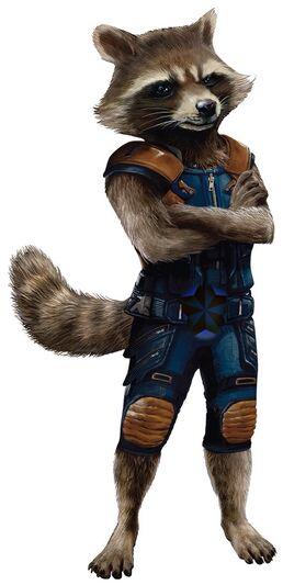 Rocket Raccoon Myles Bot