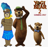 Yogi Bear 2 Movie Picture (Version 1)