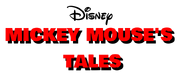 Mickey Mouse's Tales logo (America)