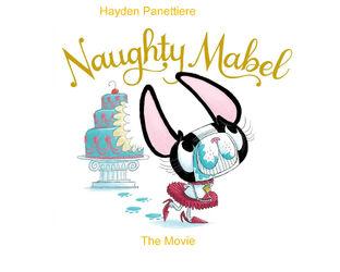 Naughty Mabel The Movie Teaser Posterjpg