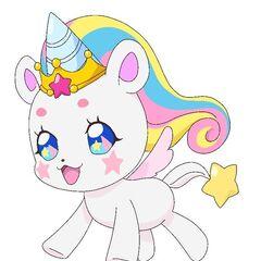 Fluffy as a Unicorn