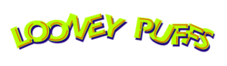 Looney Puffs logo