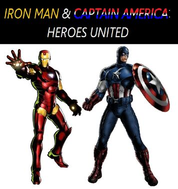 Iron Man & Captain America Heroes United