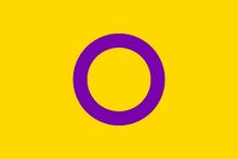 Intersex flag australia