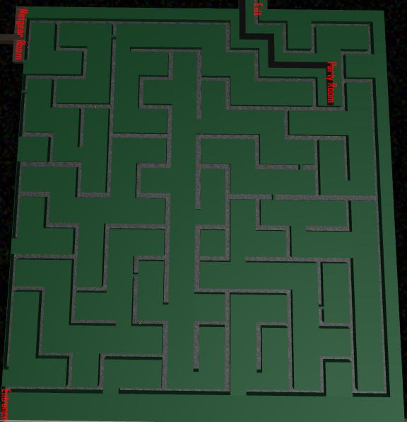 Maze 2 Identity Fraud Wiki Fandom - roblox identity fraud map maze 1