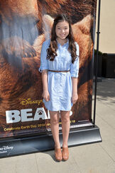 Piper+Curda+Disneynature+Bears+Special+Screening
