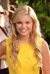 Olivia in Yellow Dress
