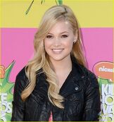 Olivia During the KCAs