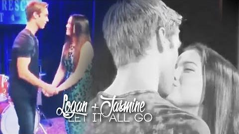 Let it all go logan jasmine ( 2x19)