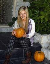 Olivia holt 2012 halloween photoshoot 7