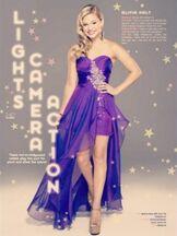 Olivia Holt Prom Shoot