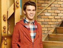 Garrett photo shoot, season 1
