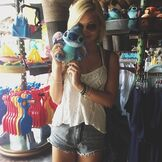 Stich and Olivia