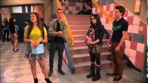 "Jasmine and Logan ""Faster"""