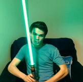 Peyton light saber
