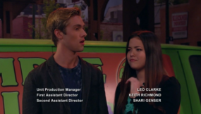 Jasmine and Logan are Confused