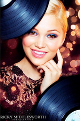 Olivia Holt and Records