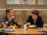 Garrett and Logan