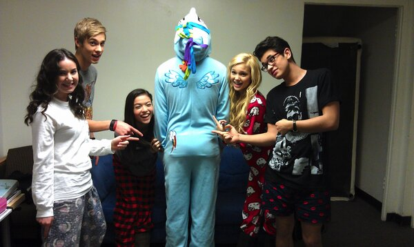 File:The Cast in Their PJs.jpg