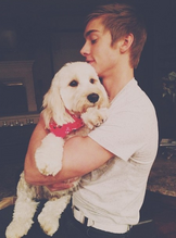 Austin with Duffers