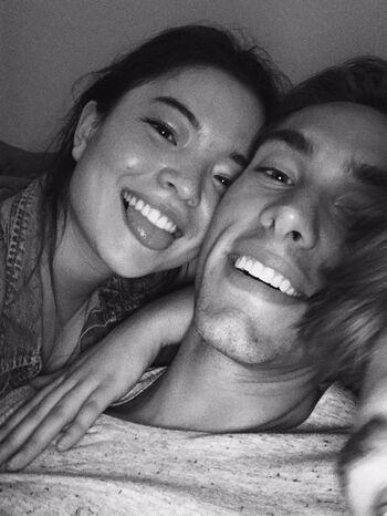 Austin north and piper curda dating
