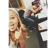 Olivia and Austin