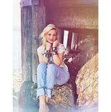 Olivia at the beach photo shoot
