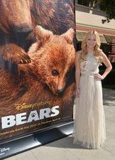 Olivia+Holt+Disneynature+Bears+Special+Screening
