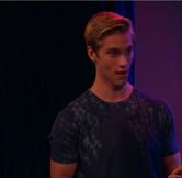Logan Smirking At Jasmine!