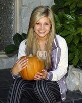 Olivia holt 2012 halloween photoshoot 2