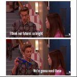 Jasmine and Logan Bad News