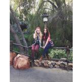 Olivia and Kelly @ Disneylan