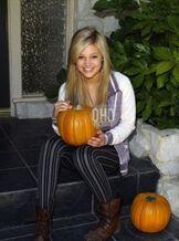 Olivia holt 2012 halloween photoshoot 10